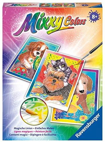 Ravensburger Mixxy Colors Malen 27688 - Gute Freunde
