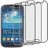 ebestStar - [Lote x3 Cristal Templado Compatible con Samsung Grand Plus Galaxy GT-i9060I, Grand Lite...