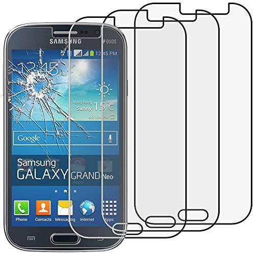 ebestStar - [Lote x3 Cristal Templado Compatible con Samsung Grand Plus Galaxy...