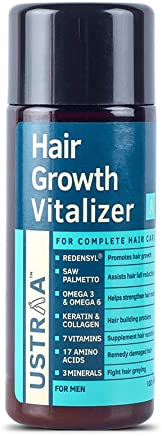 Ustraa Hair Growth Vitalizer, 100ml