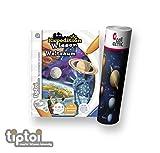 Ravensburger tiptoi  Buch ab 7 Jahre Expedition Wissen: Weltraum + Kinder Planeten Weltall Poster by Collectix tip toi - THiLO