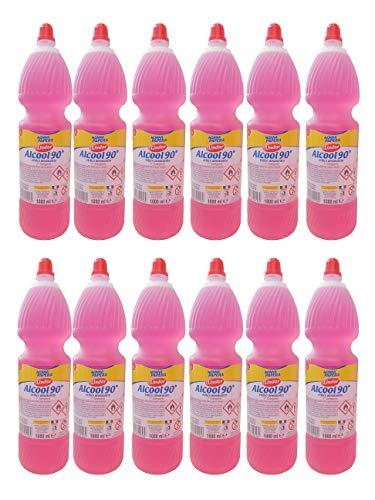 MAURY'S kit Lindor Alcool Etilico Denaturato 90° (12 litri)