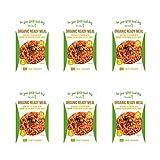 6x Slendier Fettuccine de konjac con salsa italiana de alcaparras y aceitunas 310g