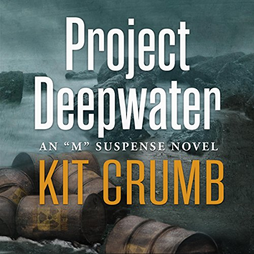 Project Deepwater audiobook cover art