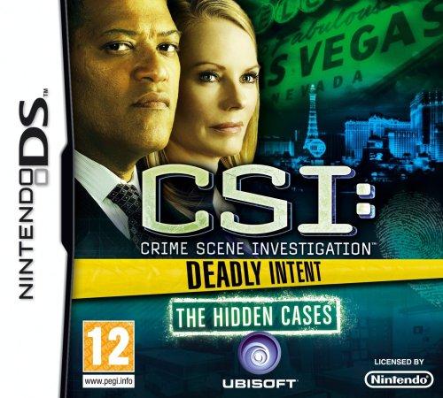 Ubisoft  CSI: Deadly Intent: The Hidden Cases