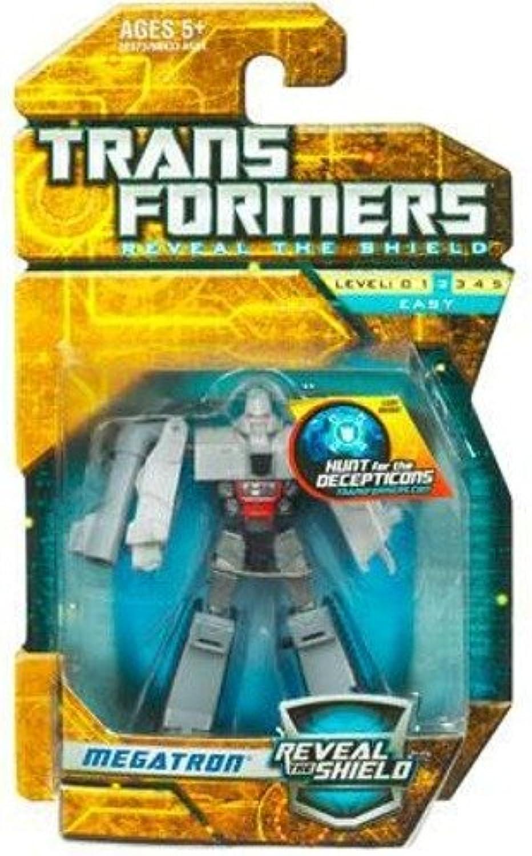Transformers Legends Class Megatron  Reveal The Shield