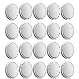 CR2016 Lithium 3V Coin Cell Battery CR 2016 Batteries 3 Volt Button Cell Lithium for Toys Calculators Watches Used in Most Electronic Devices (20 Pack)