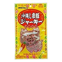 沖縄ハム総合食品 沖縄しま豚ジャーキー 25gx3 [その他]