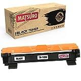 Matsuro Original | Kompatibel Tonerkartusche Ersatz für Brother TN-1050 (1 SCHWARZ)
