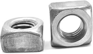 Ships Free in USA by Aspen Fasteners DIN 928 M5 Square Weld Nuts A2 Stainless Steel 1200pcs ASSP092825