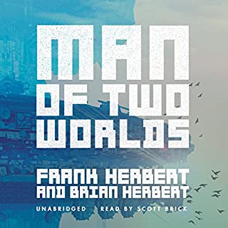 Man of Two Worlds cover art