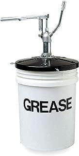 Grease Gun Filler Pump, 35 lb./5 gal.