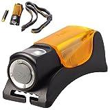 Fenix HL10 70 Lumens LED Removable Light Headlamp w/ Headband Battery