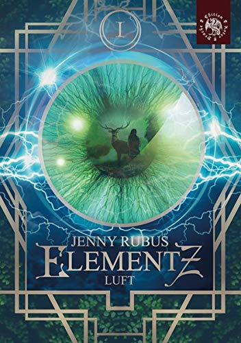 Buchseite und Rezensionen zu 'Elementz: Band 1: Luft' von Jenny Rubus