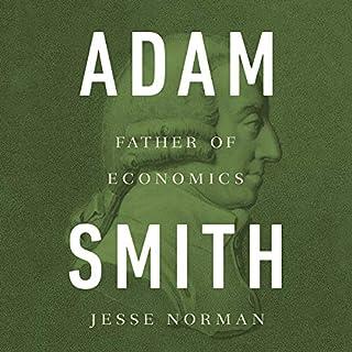 Adam Smith audiobook cover art