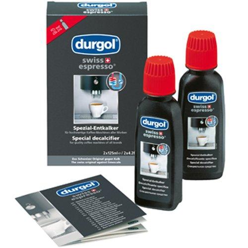 Durgol Swiss Espresso Kaffeemaschinen-Entkalker, 002025
