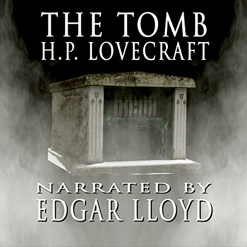The Tomb audiobook cover art
