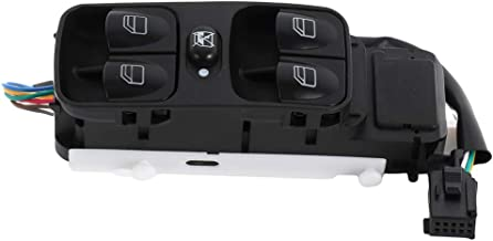 Power Window Switch Replacement fits for 2002-2008 MERCEDES-BENZ G500 2004-2009 MERCEDES-BENZ G55 AMG 2009-2017 MERCEDES-BENZ G550 2013-2017 MERCEDES-BENZ G63 AMG A4638202210