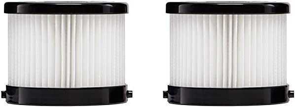 Milwaukee 49-90-1951 HEPA Dry Filter Kit (2-Pack) - M18 Compact Vacuum