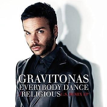 Everybody Dance  / Religious U.S. Remix EP