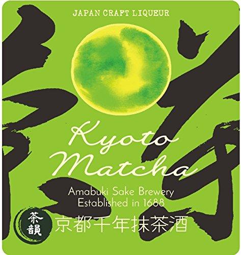 天吹酒造天吹『京都千年抹茶酒』