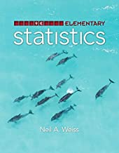 Best elementary statistics 9th edition neil a weiss Reviews