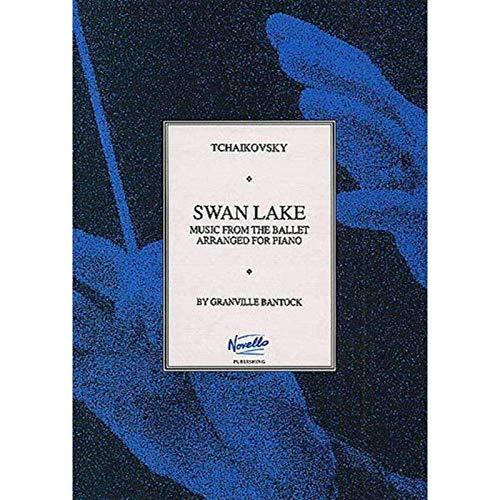 Tchaikovsky: Swan Lake Excerpts Piano. Für Klavier