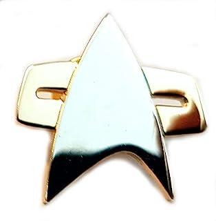 Pin de Metal Chapado en Oro de Star Trek Voyager Communicator (25 mm)