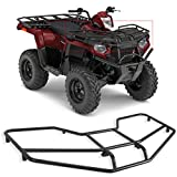 ECOTRIC Front Utility Rack Extender Compatible with 2014-2017 Polaris Sportsman 570 450 Replacement for 2882321