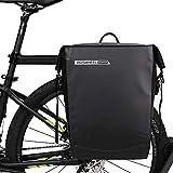 Roswell 141364 Fully Waterproof Bike Panniers 20L Capacity Bicycle Rack Bag