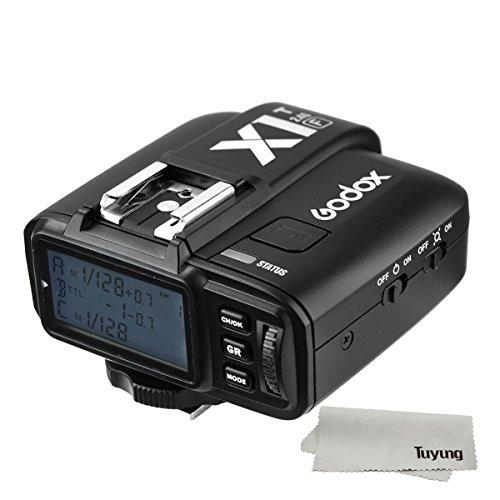 GODOX X1T-F TTL Strobe Trigger 1/8000s HSS 32 Channels 2.4G Wireless LCD Flash Trigger Transmitter for Fuji Fujifilm Cameras