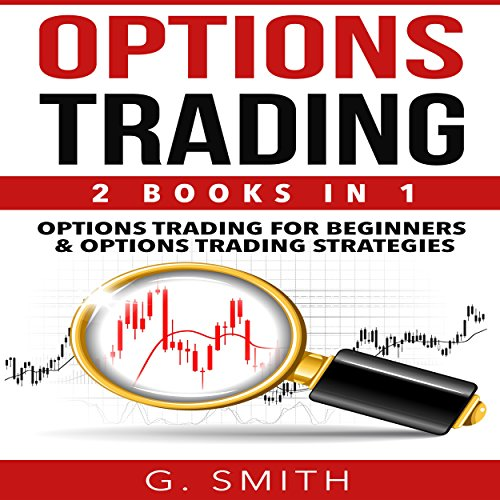 Options Trading: 2-in-1 Bundle audiobook cover art