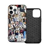 Black Phone Case Greys Anatomy-5 Compatible with iPhone 12 12 Pro MAX Mini 11 11 Pro MAX X/XS XR Se 2020/7/8 Plus 6 6s Plus Samsung Galaxy Case