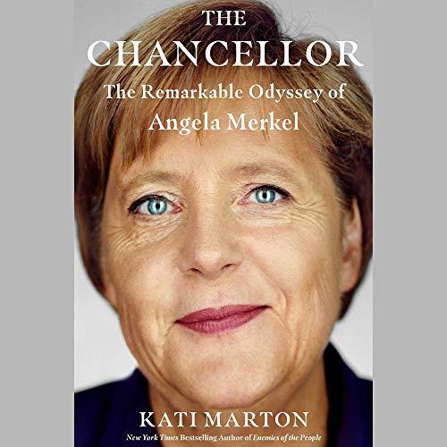 The Chancellor Audiobook By Kati Marton cover art