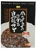 沖縄物産 肉みそ仕立てのコク旨島豚カレー 180g