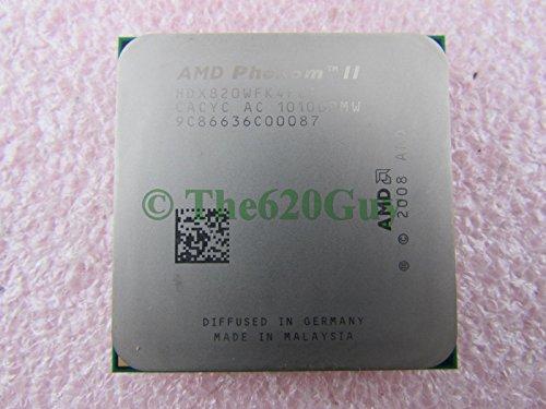 AMD HDX820WFK4FGI Phenom II X4 820 2.8GHz 2.80GHz Socket AM2+/AM3 CPU Processor