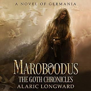 Maroboodus: A Novel of Germania cover art