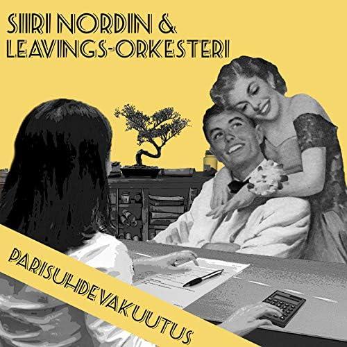 Siiri Nordin & Leavings Orkesteri