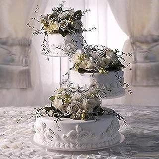 3 Tier Acrylic Wedding Cake Stand (Style R300)