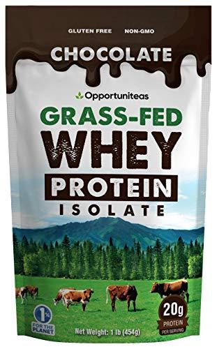 Opportunitieas Grass-Fed Whey Protein Powder