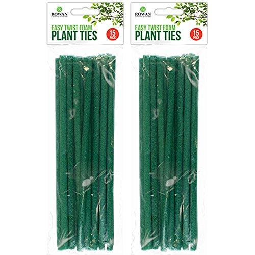 10 m Pflanzenbinder Pflanzenhalter Bindedraht ummantelt