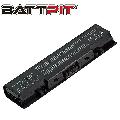 BattPit Laptop Battery for Dell GH479 FK890 TM980 GK479 UW284 Inspiron 1520 1521 1720 1721 Vostro 1500 1700 - High Performance [6-Cell/4400mAh/49Wh]