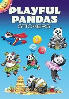 [Glitter Santas Stickers] (By: Yu-Mei Han) [published: November, 2008]
