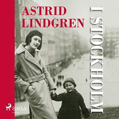 Astrid Lindgren i Stockholm Titelbild