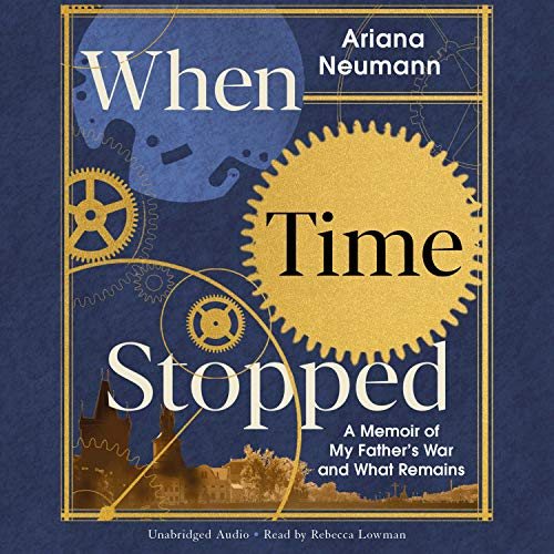 Couverture de When Time Stopped