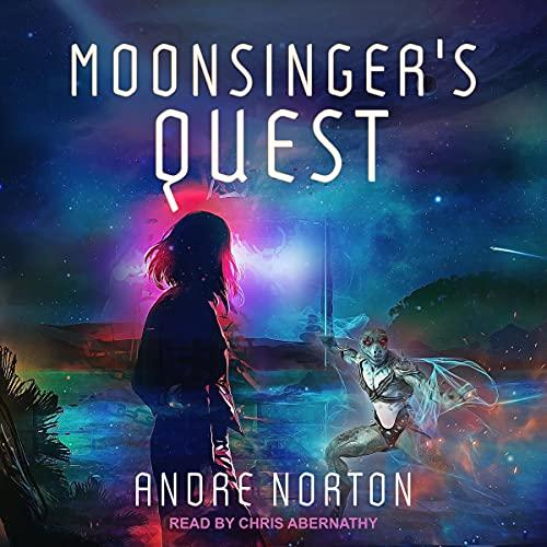 Moonsinger's Quest cover art