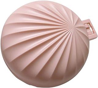 El Mini Ultra-silencioso Shell Ventilador portátil USB Ventilador de Mano de Carga Ventilador del Bolsillo con el acondicionador de Aire Acondicionado Espejo