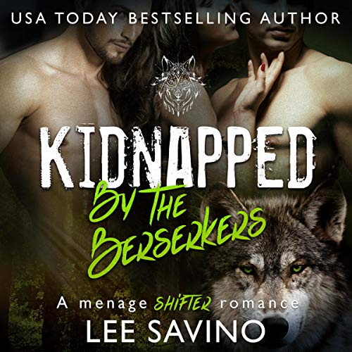 Kidnapped by the Berserkers cover art