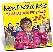 Mrs Brown's Boys Adults Board Game