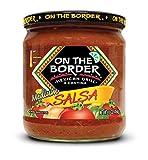 On The Border Original Medium Salsa, 8 Count